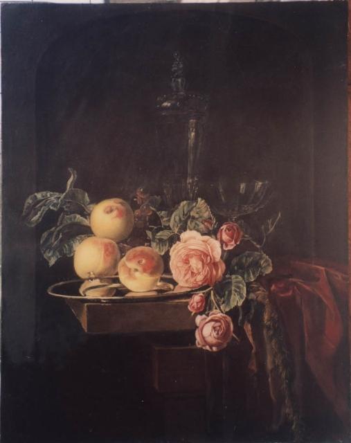 Копия голландского натюрморта